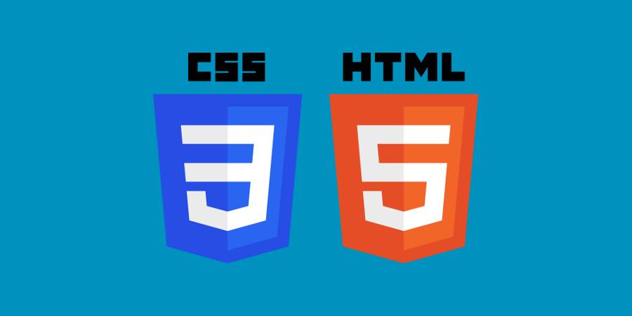 Logo HTML5 CSS3