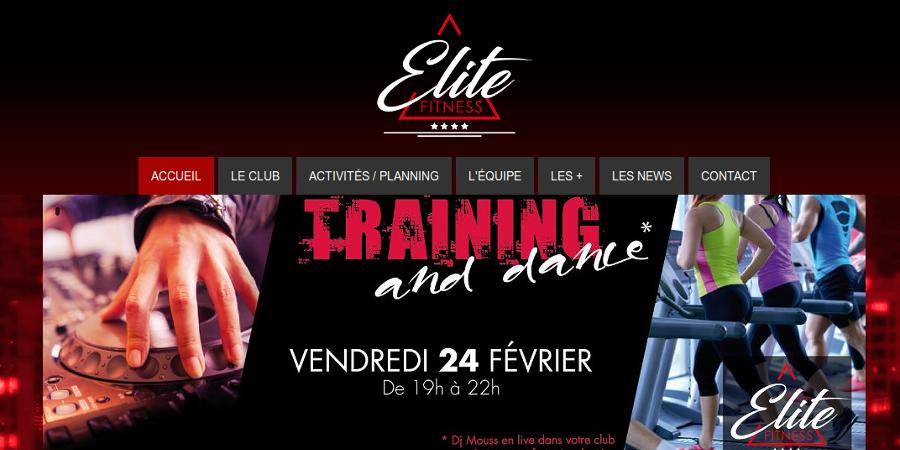 Référence Élite Fitness